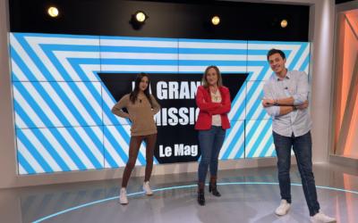 La Grande Emission sur Azur TV – 1er mars 2021